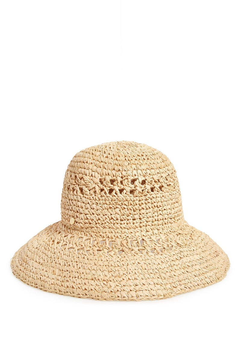 950eae5443f SALE! BCBG Max Azria BCBGMAXAZRIA Straw Bucket Hat