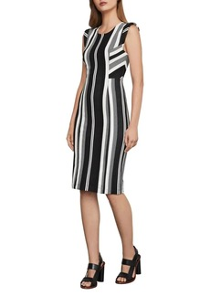 BCBG Max Azria BCBGMAXAZRIA Striped Bodycon Dress
