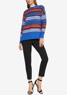 BCBG Max Azria Bcbgmaxazria Striped Sweater