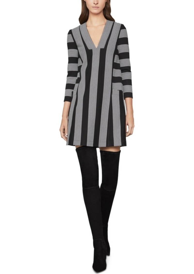 BCBG Max Azria Bcbgmaxazria Striped Tunic Dress
