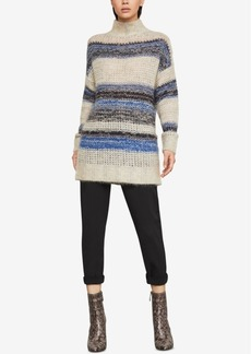 BCBG Max Azria Bcbgmaxazria Striped Tunic Sweater