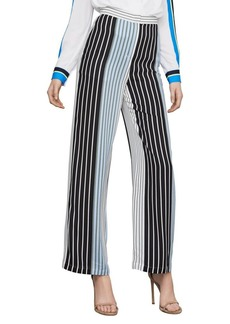 BCBG Max Azria BCBGMAXAZRIA Striped Wide-Leg Pants