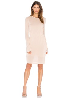 BCBGMAXAZRIA Sweater Midi Dress