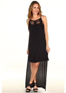 BCBGMAXAZRIA Tamsyn Hi-Low Dress