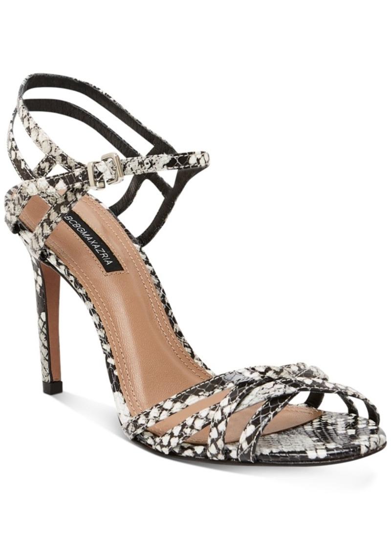 BCBG Max Azria Bcbgmaxazria Tanya Dress Sandals Women's Shoes
