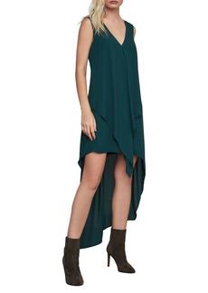 BCBG Max Azria BCBGMAXAZRIA Tara Cascade Ruffle Dress