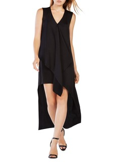 BCBGMAXAZRIA Tara High/Low Dress
