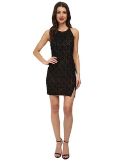 BCBGMAXAZRIA Tenya Knit Evening Dress