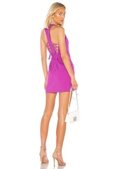 BCBG Max Azria BCBGMAXAZRIA Tie Back Dress