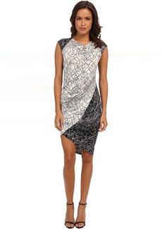 BCBGMAXAZRIA Tiffanie Knit City Dress
