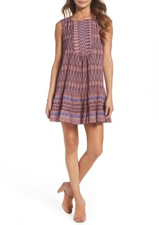 BCBGMAXAZRIA Trapeze Dress