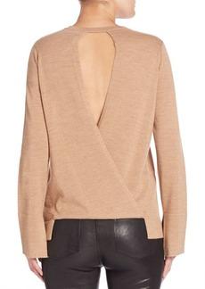 BCBG Max Azria BCBGMAXAZRIA Turner Long Sleeve Sweater