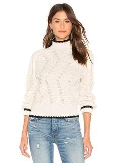 BCBG Max Azria BCBGMAXAZRIA Turtleneck Pullover Sweater