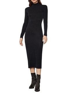 BCBG Max Azria BCBGMAXAZRIA Turtleneck Sweater Dress