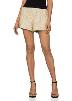 BCBG Max Azria BCBGMAXAZRIA Tweed Shorts