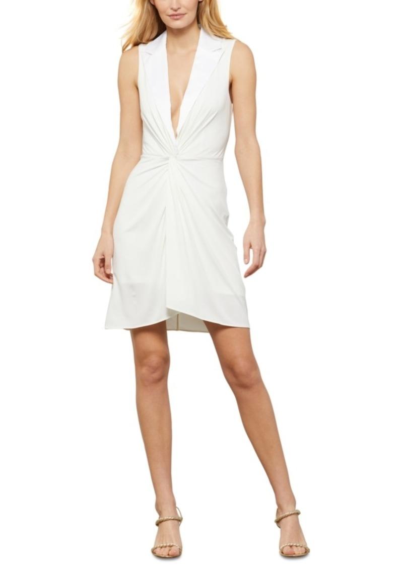 BCBG Max Azria Bcbgmaxazria Twist-Front Dress