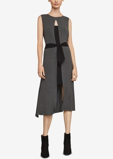 BCBG Max Azria Bcbgmaxazria Two-Tone Tunic Dress