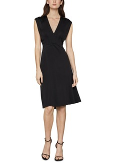 BCBG Max Azria Bcbgmaxazria V-Neck Dress