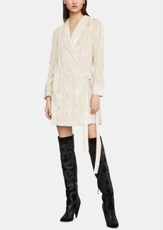BCBG Max Azria Bcbgmaxazria Velvet Tunic Wrap Dress