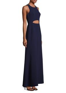 BCBGMAXAZRIA Veranna Lace Back Gown
