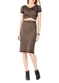 BCBGMAXAZRIA Vicky Two-Piece Dress