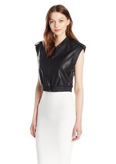 BCBGMAXAZRIA Women's Ace Vest  S