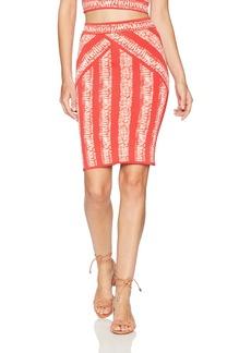 BCBG Max Azria BCBGMAXAZRIA Women's Alexa Skirt  XS