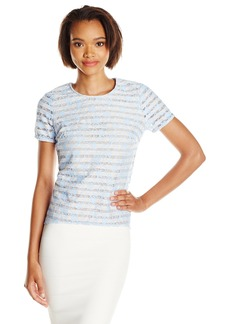 BCBGMAXAZRIA Women's Cacey Knit Sportswear Top