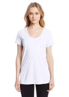 BCBG Max Azria BCBGMAXAZRIA Women's Cassia Knit Scoop Neck T-Shirt