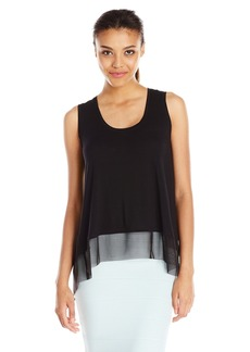 BCBGMAXAZRIA Women's Clover Loose Top
