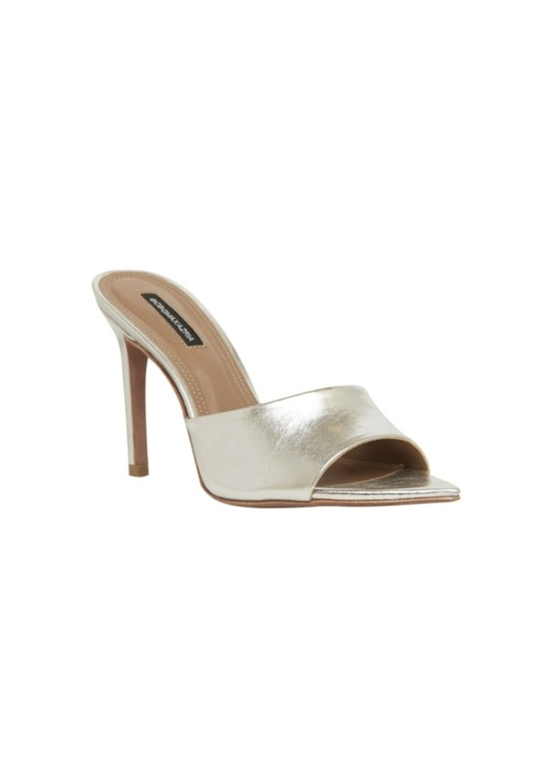 BCBG Max Azria Bcbgmaxazria Women's Dana Napa Slide Mule Women's Shoes
