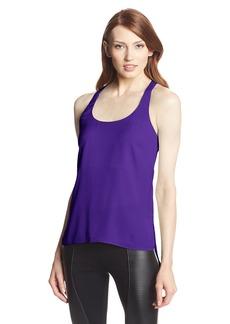 BCBG Max Azria BCBGMAXAZRIA Women's Edita Woven Sportswear Top