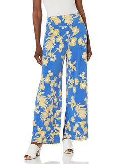 BCBG Max Azria BCBGMAXAZRIA Women's Floral Print Pant