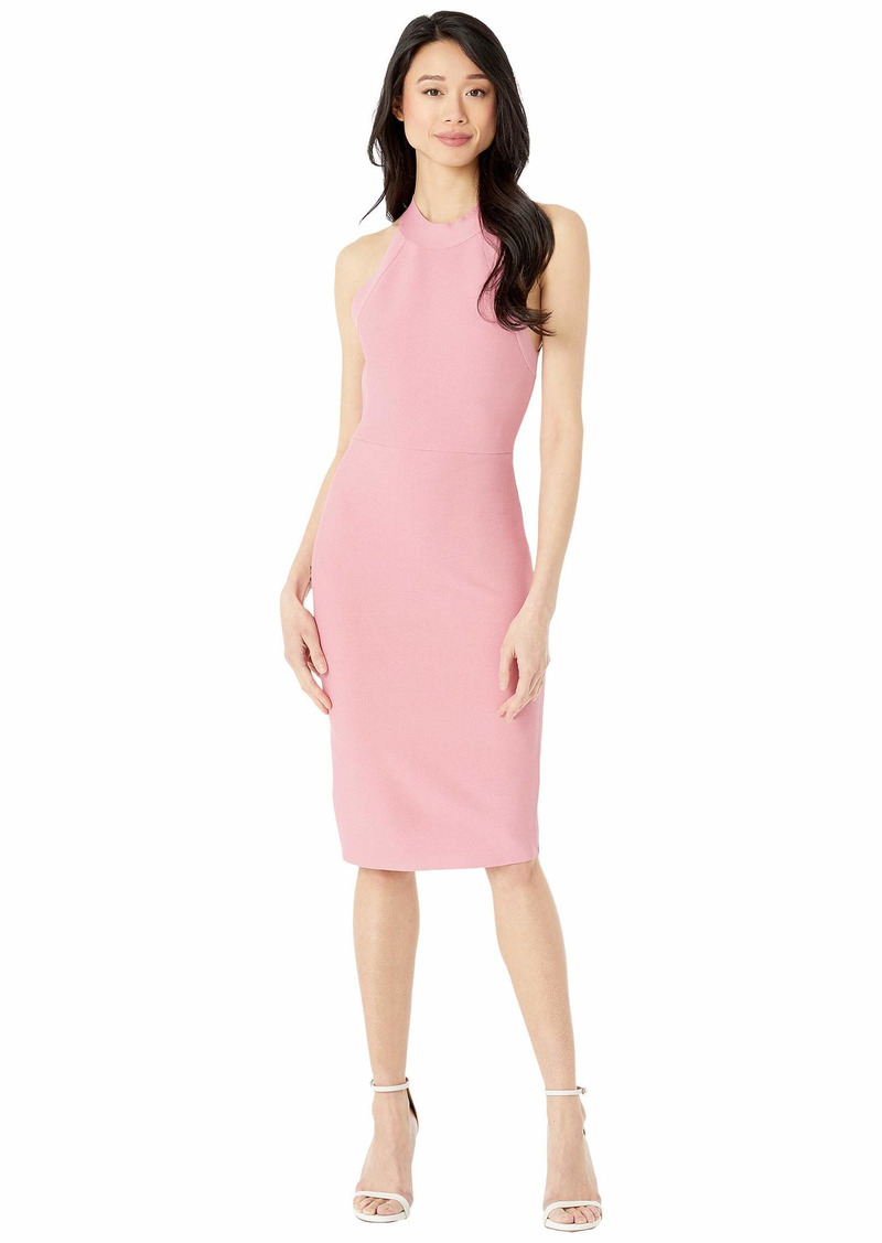 BCBG Max Azria BCBGMAXAZRIA Women's Halter Bodycon Dress  M