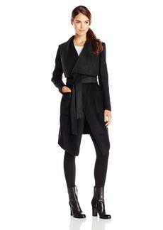 BCBG Max Azria BCBGMAXAZRIA Women's Hope Doubleface Wool Coat