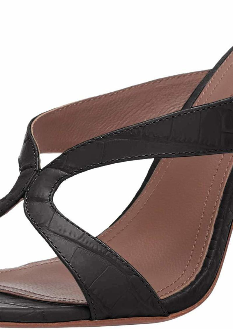 BCBG Max Azria BCBGMAXAZRIA Women's Ines Stiletto Mule Sandal   M US