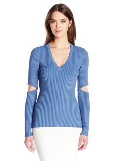 BCBG Max Azria BCBGMAXAZRIA Women's Janele Sweater  S
