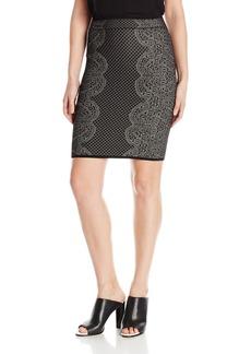 BCBG Max Azria BCBGMAXAZRIA Women's Josa Skirt  S