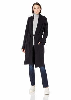 BCBG Max Azria BCBGMAXAZRIA Women's Long Cardigan Sweater  M