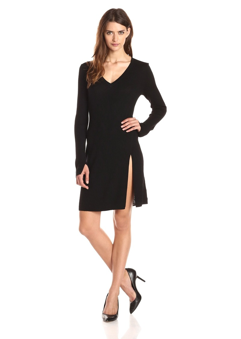 BCBG Max Azria BCBGMAXAZRIA Women's Macki Sweater Tunic Dress ...