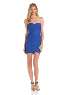 BCBG Max Azria BCBGMAXAZRIA Women's Madge Strapless Coctail Dress
