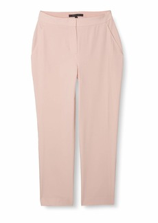 BCBG Max Azria BCBGMAXAZRIA Women's Misses Cropped High Rise Pants