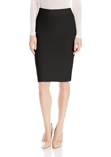 BCBGMAXAZRIA Women's Nathalia Full Needle Skirt