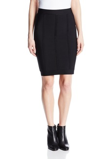 BCBGMAXAZRIA Women's Nita Pencil Skirt