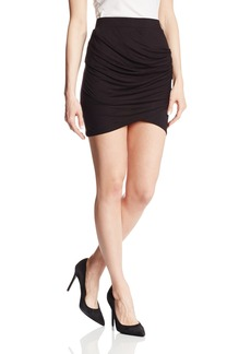 BCBGMAXAZRIA Women's Paloma Pleated Tulip Skirt