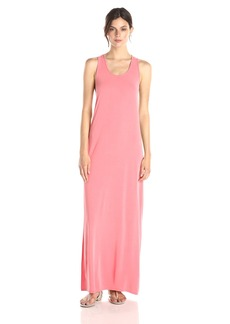 BCBG Max Azria BCBGMAXAZRIA Women's Raeghan Twisted Back Tank Maxi Dress