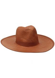 BCBG Max Azria BCBGMAXAZRIA Women's Ribbon Floppy Hat