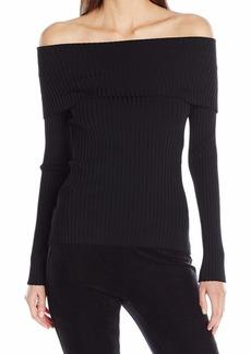 BCBG Max Azria BCBGMAXAZRIA Women's Risa Sweater  S