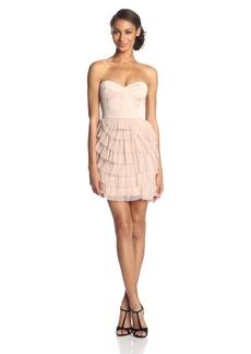BCBG Max Azria BCBGMAXAZRIA Women's Sas Pleated Skirt Dress