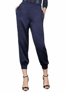 BCBG Max Azria BCBGMAXAZRIA Women's Satin Harem Pants  MD (US )